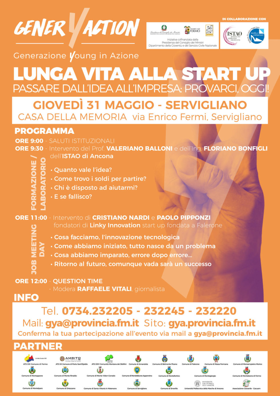 Lunga vita alla start up